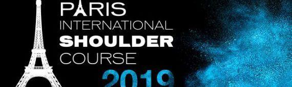 February 14-16 2019 - PARIS SHOULDER COURSE : 3 full days on shoulder arthroplasty