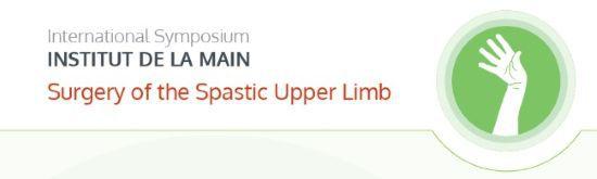 Symposium: Spastic Upper Limb 10 et 11 Mars 2017.